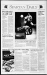 Spartan Daily, March 11, 1992 by San Jose State University, School of Journalism and Mass Communications