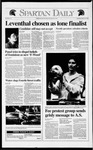 Spartan Daily, March 12, 1992 by San Jose State University, School of Journalism and Mass Communications