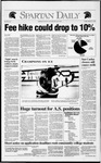 Spartan Daily, March 13, 1992 by San Jose State University, School of Journalism and Mass Communications