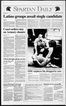 Spartan Daily, March 16, 1992 by San Jose State University, School of Journalism and Mass Communications