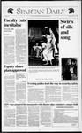 Spartan Daily, March 17, 1992 by San Jose State University, School of Journalism and Mass Communications