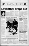 Spartan Daily, March 18, 1992 by San Jose State University, School of Journalism and Mass Communications