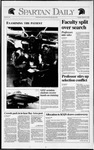 Spartan Daily, March 23, 1992 by San Jose State University, School of Journalism and Mass Communications