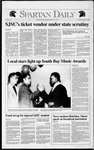 Spartan Daily, March 24, 1992 by San Jose State University, School of Journalism and Mass Communications