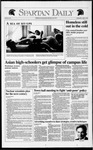 Spartan Daily, April 1, 1992 by San Jose State University, School of Journalism and Mass Communications