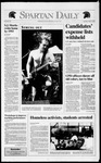 Spartan Daily, April 2, 1992 by San Jose State University, School of Journalism and Mass Communications