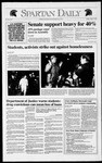 Spartan Daily, April 3, 1992 by San Jose State University, School of Journalism and Mass Communications