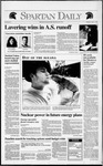 Spartan Daily, April 6, 1992 by San Jose State University, School of Journalism and Mass Communications
