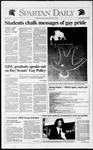Spartan Daily, April 9, 1992 by San Jose State University, School of Journalism and Mass Communications