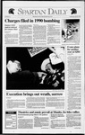 Spartan Daily, April 22, 1992