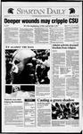 Spartan Daily, April 23, 1992