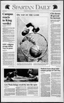 Spartan Daily, April 30, 1992 by San Jose State University, School of Journalism and Mass Communications