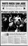 Spartan Daily, May 1, 1992 by San Jose State University, School of Journalism and Mass Communications