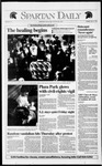 Spartan Daily, May 4, 1992 by San Jose State University, School of Journalism and Mass Communications