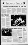 Spartan Daily, May 5, 1992 by San Jose State University, School of Journalism and Mass Communications