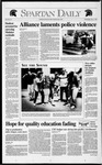 Spartan Daily, May 6, 1992 by San Jose State University, School of Journalism and Mass Communications