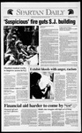 Spartan Daily, May 7, 1992 by San Jose State University, School of Journalism and Mass Communications
