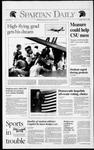 Spartan Daily, May 11, 1992 by San Jose State University, School of Journalism and Mass Communications