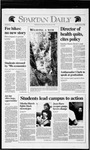 Spartan Daily, May 12, 1992 by San Jose State University, School of Journalism and Mass Communications