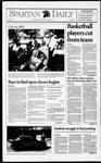Spartan Daily, August 28, 1992 by San Jose State University, School of Journalism and Mass Communications