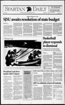 Spartan Daily, September 1, 1992 by San Jose State University, School of Journalism and Mass Communications