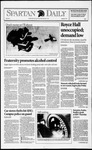 Spartan Daily, September 2, 1992 by San Jose State University, School of Journalism and Mass Communications