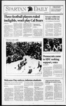Spartan Daily, September 4, 1992 by San Jose State University, School of Journalism and Mass Communications