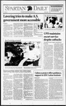 Spartan Daily, September 9, 1992 by San Jose State University, School of Journalism and Mass Communications