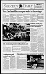 Spartan Daily, September 11, 1992 by San Jose State University, School of Journalism and Mass Communications