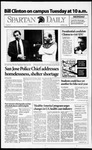 Spartan Daily, September 14, 1992 by San Jose State University, School of Journalism and Mass Communications