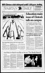 Spartan Daily, September 15, 1992 by San Jose State University, School of Journalism and Mass Communications