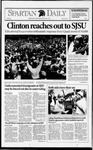 Spartan Daily, September 16, 1992 by San Jose State University, School of Journalism and Mass Communications