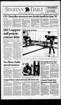 Spartan Daily, September 17, 1992 by San Jose State University, School of Journalism and Mass Communications