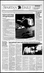 Spartan Daily, September 21, 1992 by San Jose State University, School of Journalism and Mass Communications