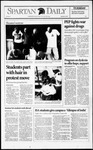 Spartan Daily, September 22, 1992 by San Jose State University, School of Journalism and Mass Communications