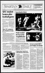 Spartan Daily, September 23, 1992 by San Jose State University, School of Journalism and Mass Communications