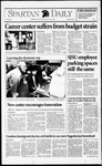 Spartan Daily, September 24, 1992 by San Jose State University, School of Journalism and Mass Communications