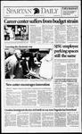 Spartan Daily, September 24, 1992