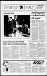 Spartan Daily, September 28, 1992 by San Jose State University, School of Journalism and Mass Communications