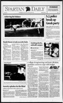 Spartan Daily, September 29, 1992 by San Jose State University, School of Journalism and Mass Communications