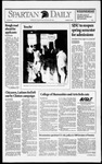 Spartan Daily, September 30, 1992 by San Jose State University, School of Journalism and Mass Communications