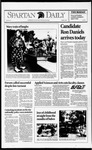 Spartan Daily, October 1, 1992 by San Jose State University, School of Journalism and Mass Communications