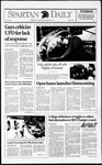 Spartan Daily, October 6, 1992 by San Jose State University, School of Journalism and Mass Communications