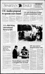 Spartan Daily, October 8, 1992