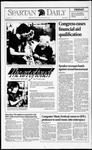 Spartan Daily, October 9, 1992