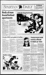 Spartan Daily, October 13, 1992