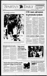 Spartan Daily, October 21, 1992 by San Jose State University, School of Journalism and Mass Communications