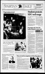 Spartan Daily, October 23, 1992 by San Jose State University, School of Journalism and Mass Communications