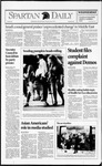 Spartan Daily, October 28, 1992 by San Jose State University, School of Journalism and Mass Communications