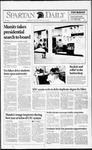 Spartan Daily, October 29, 1992 by San Jose State University, School of Journalism and Mass Communications